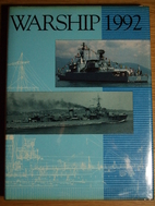Warship 1992 (Conway's naval history after…