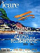 Courses et meetings aériens de la belle…