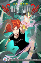 Storm Born 4 by Richelle Mead
