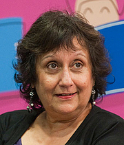 Author photo. Yasmin Alibhai-Brown. Photo by Photo by Simon Veit-Wilson | <a href=&quot;http://www.veit-wilson.co.uk&quot; rel=&quot;nofollow&quot; target=&quot;_top&quot;>http://www.veit-wilson.co.uk</a>