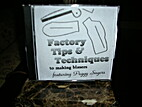 Factory Tips & Techniques to making blazers…
