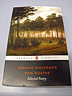 Selected Poetry by Johann Wolfgang von…