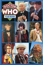 Doctor Who Yearbook 1992 by John Freeman