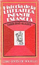 Historia de la literatura infantil española…