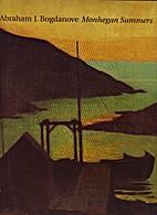 Abraham J. Bogdanove (1886-1946) : Monhegan…