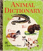 Animal Dictionary (A Little Golden Book) by…