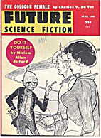 Future Science Fiction No. 48, April 1960 by…