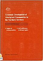 Economic development of Aboriginal…