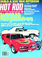 Hot Rod 1977-03 (March 1977) Vol. 30 No. 3