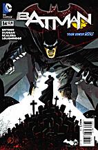 Batman #34 by Scott Snyder