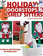 Annie's Attic Holiday Doorstops & Shelf…