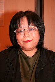 Author photo. Harumo Sanazaki (by Georges Seguin, 2007)