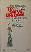 To Serve the Devil, Volume 1: Natives and…
