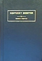 Kentucky Monitor: Complete Monitorial…