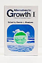 Alternatives to Growth-I: A Search for…