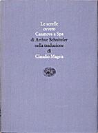Le sorelle ovvero Casanova a Spa by Arthur…