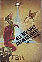 All My Sins Remembered (GollanczF.) by Joe…