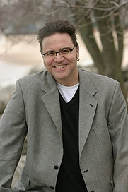Author photo. Jim Newberry