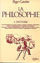 La philosophie (Collection Voir…
