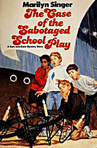 The Case of the Sabotaged School Play…