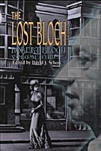 The Lost Bloch (Crimes and Punishments) by…