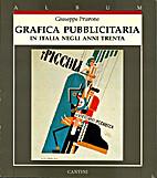 Grafica pubblicitaria in Italia negli anni…