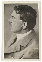 Author photo. Possibly by Danford Barney.  From the <a href=&quot;http://photography.si.edu/SearchImage.aspx?id=5124&quot;>Smithsonian Institution, Archives of American Art</a>