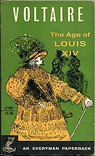 The Age of Louis XIV by Voltaire