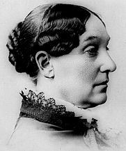 Author photo. May Wright Sewall Collection, Library of Congress (cropped at Wikimedia Commons)