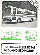 The Official Fleet List of Midland Red North…