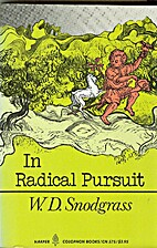 In Radical Pursuit: Critical Essays and…