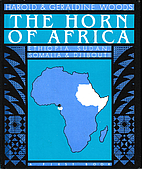 Horn of Africa: A First Book by Harold Woods
