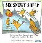 Six Snowy Sheep by Judith Ross Enderle
