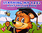 Learning My 123's: A lift the flap book