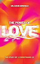 The Power of Love by Dr. David Jeremiah