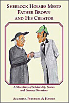 Sherlock Holmes meets Father Brown and his…