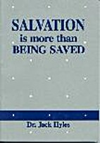 Salvation is more than being saved by Jack…