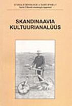 Skandinaavia kultuurianalüüs by Anu Järs