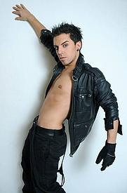 Author photo. David Hernandez - choreographer and dancer