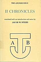II Chronicles by Jacob M. Myers