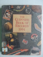 The Guinness Book of Records 1994 by Norris…