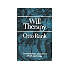 Will Therapy by Otto Rank