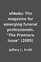 afdedu: The magazine for emerging funeral…