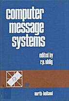 Computer Message Systems by R. P. Uhlig