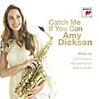 Catch Me If You Can [Sound Recording] by Amy…
