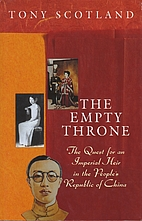 Empty Throne Quest for an Imperial Heir by…