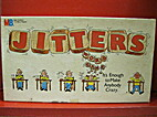 Jitters Word Game {game} by Milton Bradley
