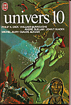 UNIVERS 10 by William S. Burroughs