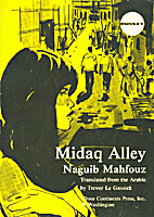 Midaq alley by Nagib Mahfuz