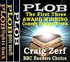PLOB Trilogy - Humorous Fantasy: The first…